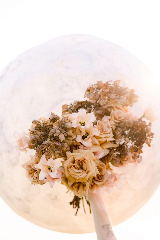 Lunatiche: wedding flower